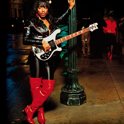 Rick James - Give It To Me Baby (Tonbe edit) /free download/