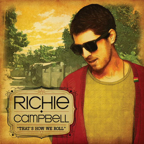 Richie Campbell - Thats How We Roll (Joseph D' Oliver Drum & Bass Mashup)