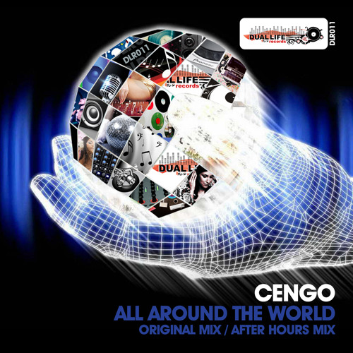 Cengo - All Around The World (Cengo After Hours Mix) - Preview - Out Now on Beatport