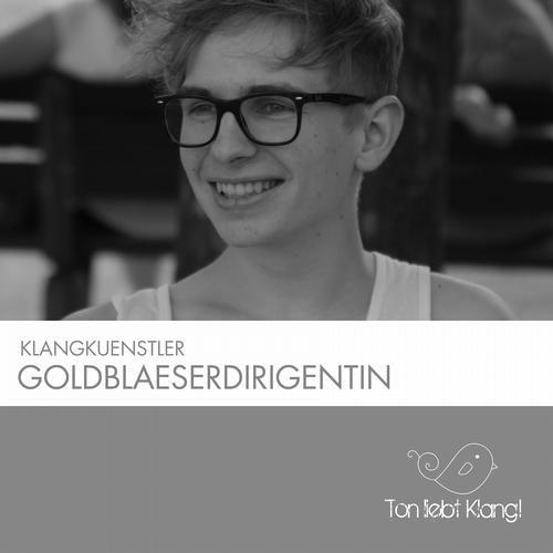 KlangKuenstler - Goldblaeserdirigentin