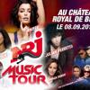NRJ MUSIC TOUR BLOIS NEVERS