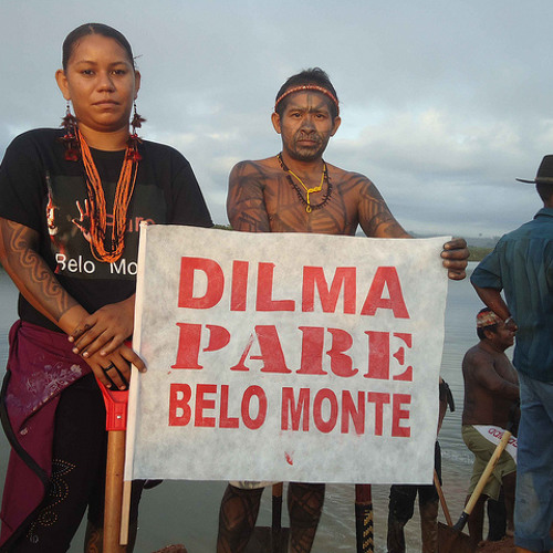 Indigenous Issues: The Belo Monte Dam Protest & Effects of the Drug War (Lp8312012)