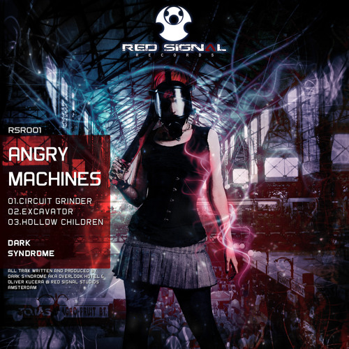 Dark Syndrome - Angry Machines EP