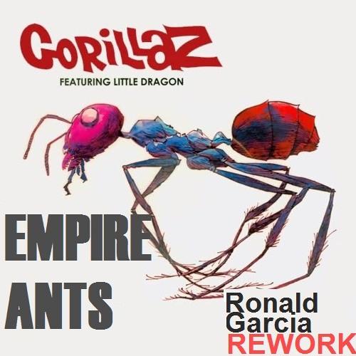 Gorillaz feat. Little Dragon - Empire Ants (Ronald Garcia Rework)