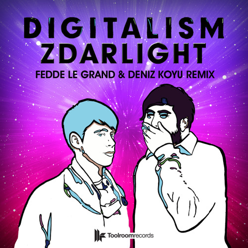 Digitalism - Zdarlight (Fedde Le Grand & Deniz Koyu Remix) Preview