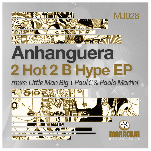 (MJ028) Anhanguera - On & On (Paul C & Paolo Martini Lost in Disco Mix)