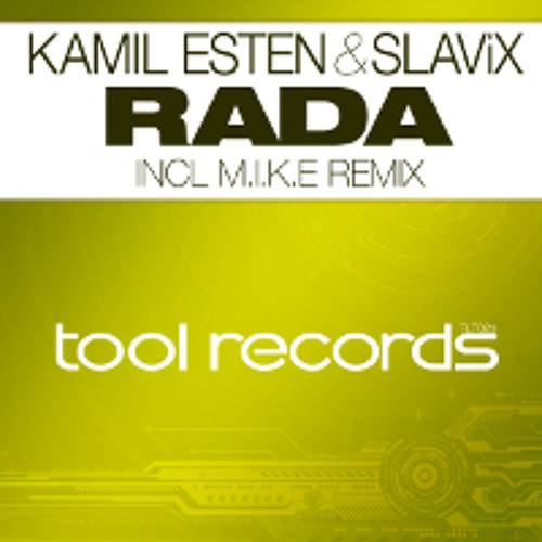 Kamil Esten & SlaviX - Rada (Original Mix)