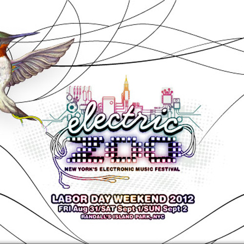 hardwell - live at electric zoo (new york city) - 31-aug-2012