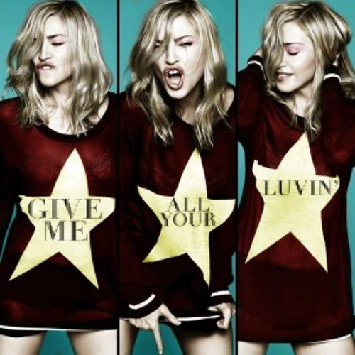 Madonna - Give Me All Your Luvin (Acapella)