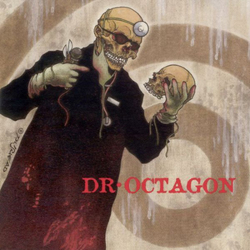Dr Octagon - Blue Flowers (Look at His Face) - 1nRESET Remix