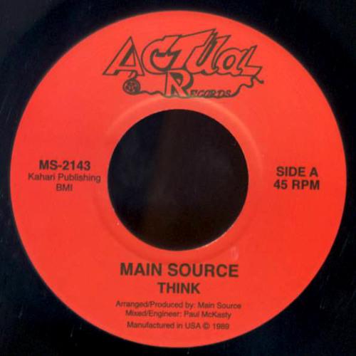 Main Source - Atom (1989)