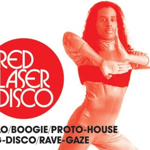 IL Bosco - 70s & 80s Soul 'RED LASER DISCO' Boogie Mixtape All Vinyl