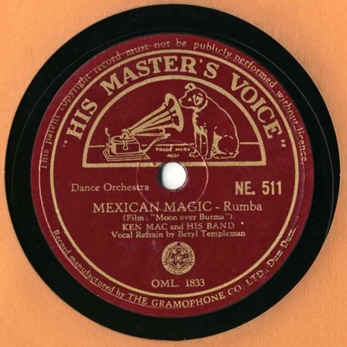 Mexican magic by KEN MAC