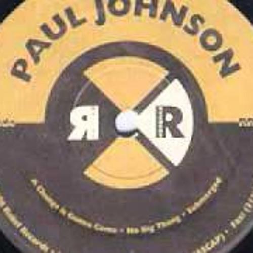 Paul Johnson - No Big Thang (RS re-edit)