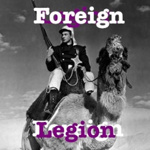 Adventures in Foreign Legion