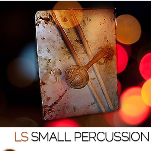 LS Small Percussion - Small Percussion Example naked [Kontakt Instrument Demo]