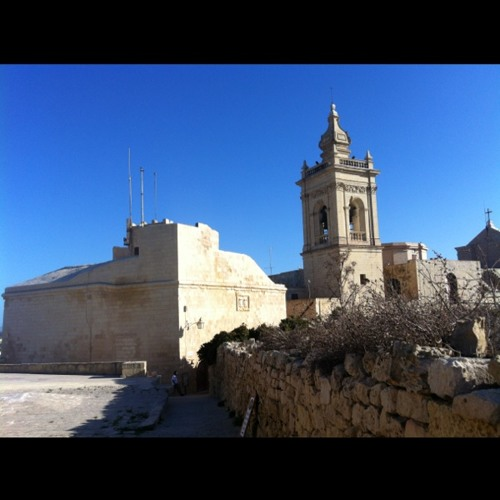 Wedding bells at Gozo Cathedral