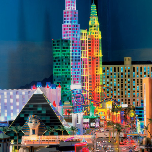 VA -  Trippin' Las Vegas | Leon Licht September 2012