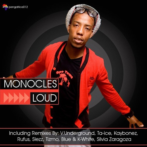 Monocles - Loud (Silvia Zaragoza Remix)