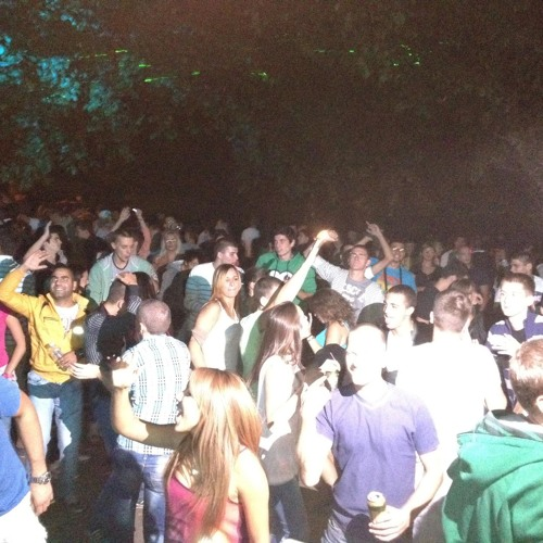 Daniele Stella @Wonder Woods Festival (Arandjelovac Serbia)