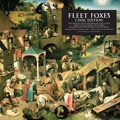 Fleet Foxes Blue Ridge Mountains Artwork
