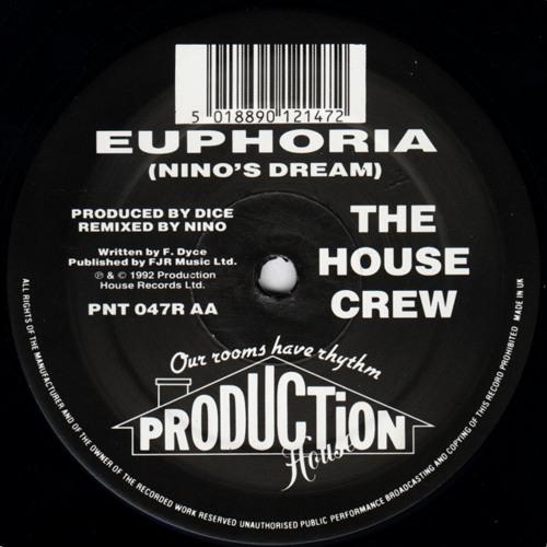 The house crew euphoria nino 39 s dream by thetkc for Euphoric house music