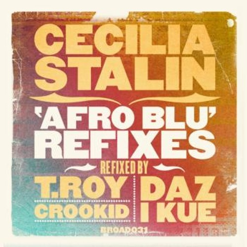 Cecilia Stalin - Afro Blu (Crookid's Vox) Snippet
