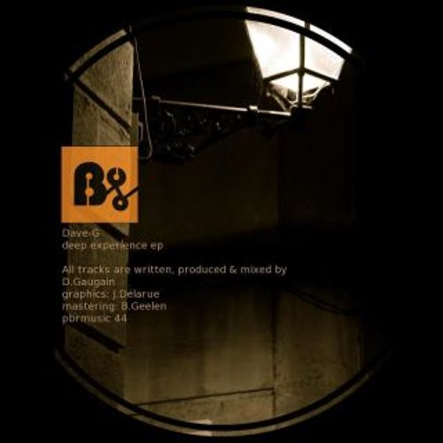 Dave-G Deep Experience (PBR music recordings)