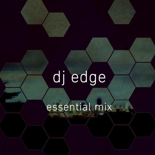 Justin Edge 2012 Essential Mix