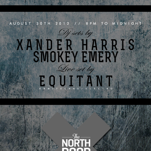 Equitant - Live Set @ The North Door (Austin Texas 8-30-12) *Free Download