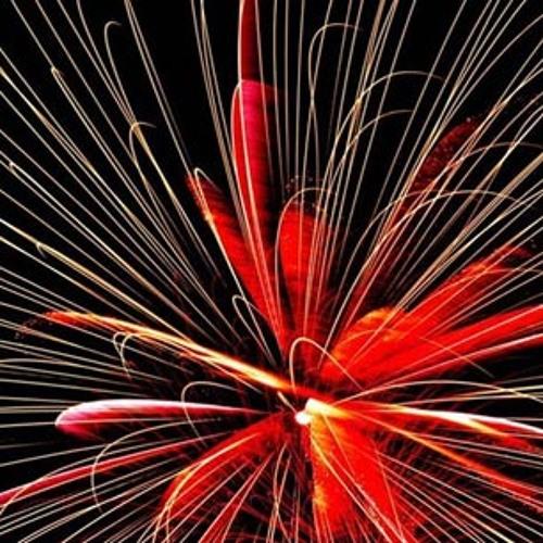 A fireworks explosion (unmastered)