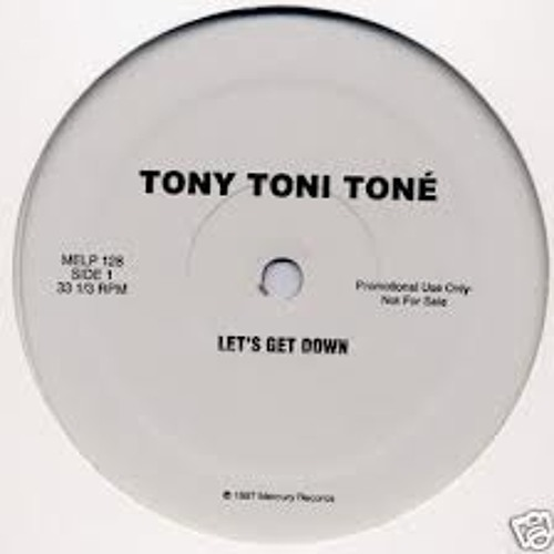 Tony Toni Tone - Let's get down (Sonario remix)