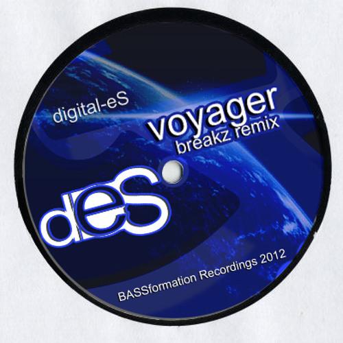 digital-eS - voyager (breakz remix)