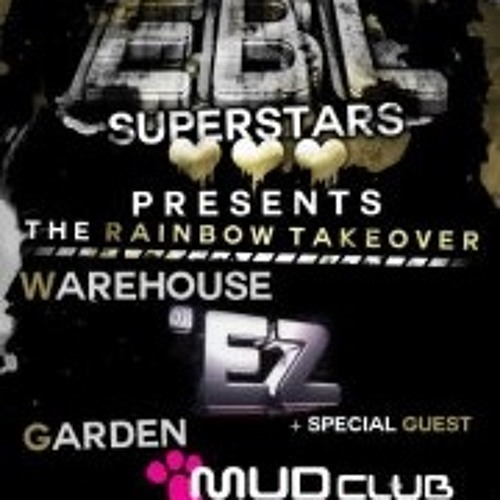 MUDCLUB & EBL PROMO MIX (mixed by Rue Jay & Colin H)