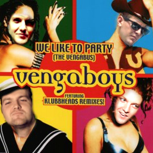We Like To Party! (hungryboy's The Moombahbus Edit) - Vengaboys