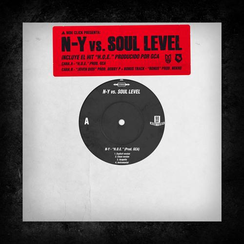 N -Y MDE click - Joven Dios (Stroke remix)