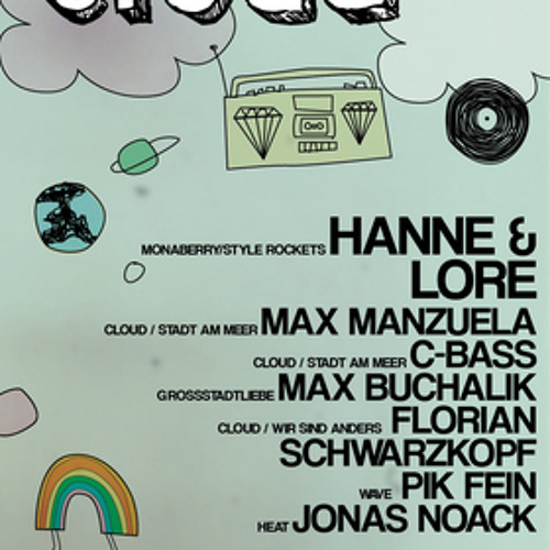 PIK-FEIN @ CLOUD - Opening ⎜ Monza - Frankfurt  ⎜ 31.08.12