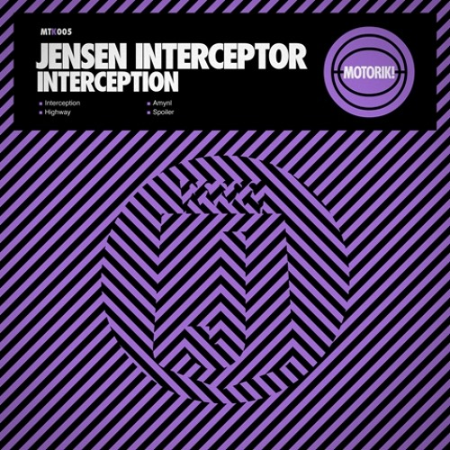 JENSEN INTERCEPTOR - INTERCEPTION