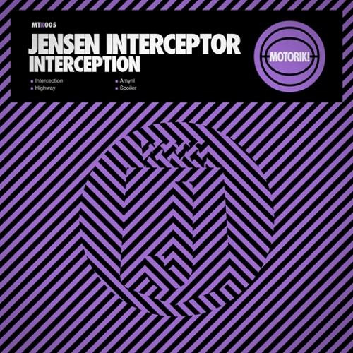 Jensen Interceptor - Spoiler