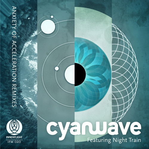[REMIX] CYANWAVE - ' SHIFT ' (SPON.10.80 remix) • OUT NOW on Innerflight Music!
