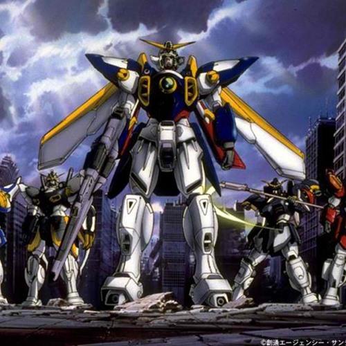 Gundam Wing-Battle Theme