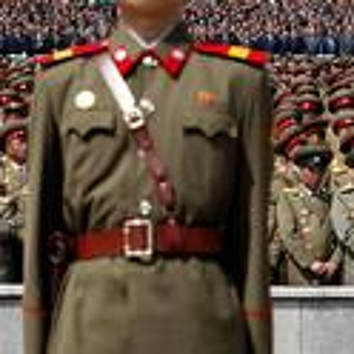 The only severely disabled person to cross over North Korea