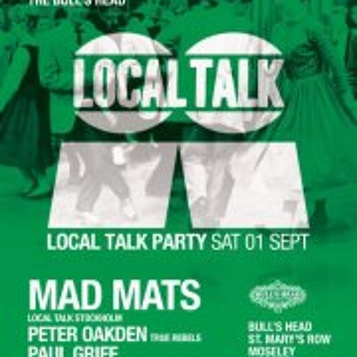 Mad Mats / Local Talk Label Party  @ Über (Birmingham)