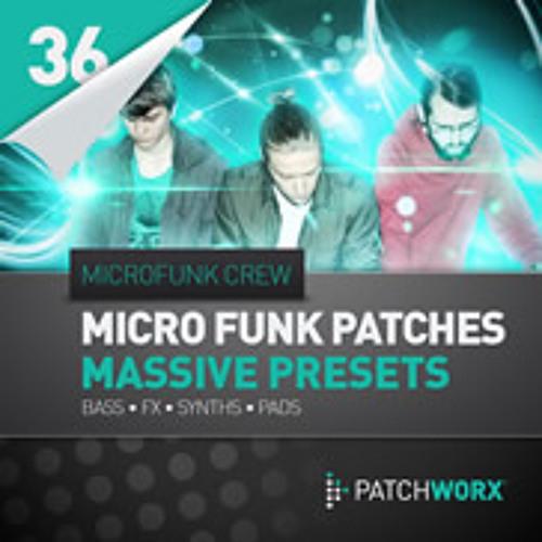 MicroFunk Crew Micro Funk Massive Presets