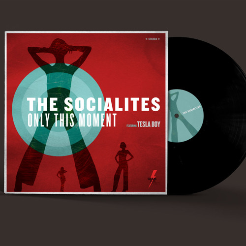 The Socialites feat. Tesla Boy - Only This Moment (KLar&PF Mix Instrumental) [Preview]