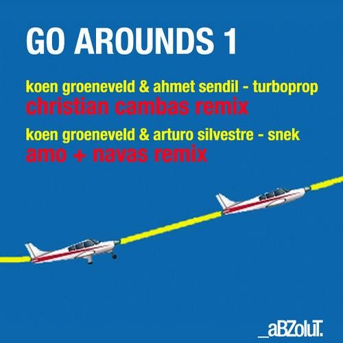 Koen Groeneveld & Ahmet Sendil - Turboprop (Christian Cambas Remix) [Abzolut (Spinnin)]