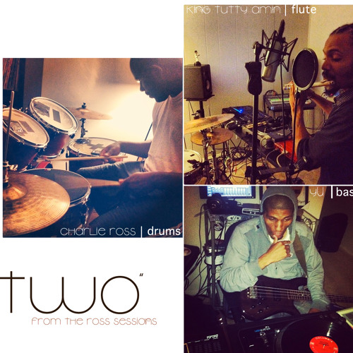 two by Charlie Ross, King Tut, & yU