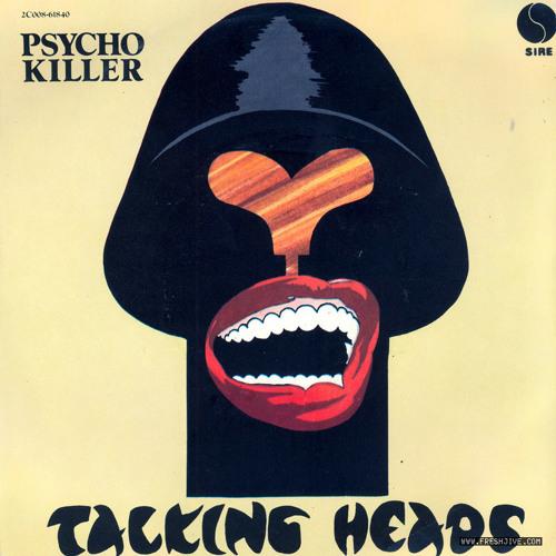 Talking Heads ft Clarissa M-Psycho Killer (DJ DD Edit of Guto Balbinot, Simao Gottardi & DoSul Rmx)