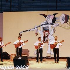 09 - Che ka'aru nda vy'ai - Polka canción - Teodoro S Mongelos