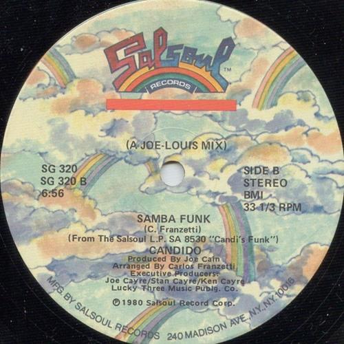 Candido - Salsoul Salsa Samba Funk (São Paulo Edit #2)